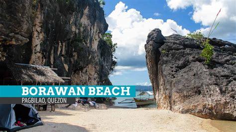 borawan beach  pagbilao quezon  poor traveler blog