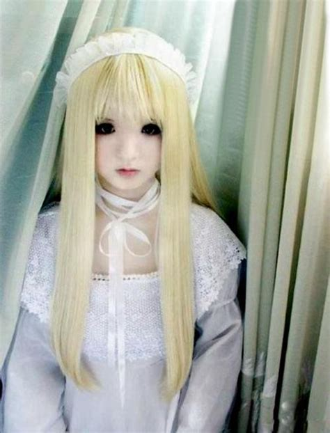 human barbie doll creepy pictures of real life human barbie dolls male