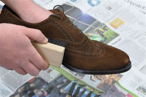 how to clean suede shoes with water stains style guru