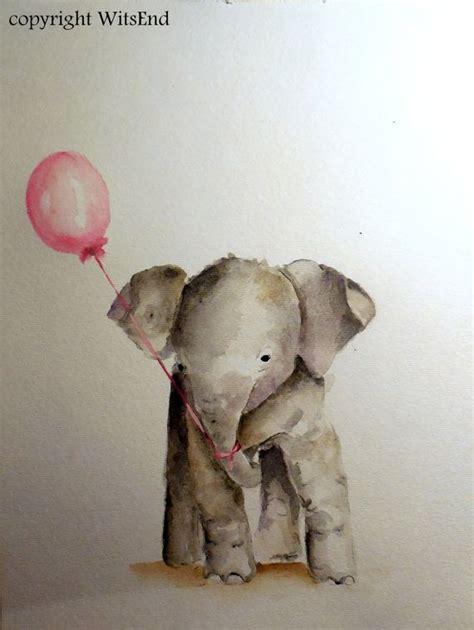 45 best watercolor elephants images on paint