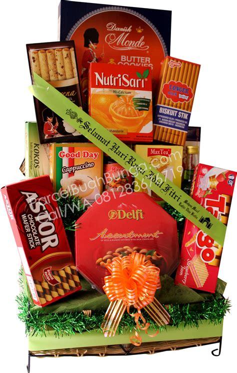 Jual Keranjang Parcel Di Bekasi jual parcel lebaran makanan di pondok aren bekasi 081283676719 kode pl 05 buahbunga