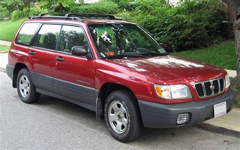 older subaru forester 15 cars that refuse to die