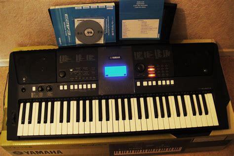 Keyboard Yamaha Psr E423 Bekas yamaha psr e423 image 154448 audiofanzine