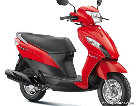Suzuki Scooter Price List Suzuki Let S 110cc Scooter Launched In India Priced At Rs
