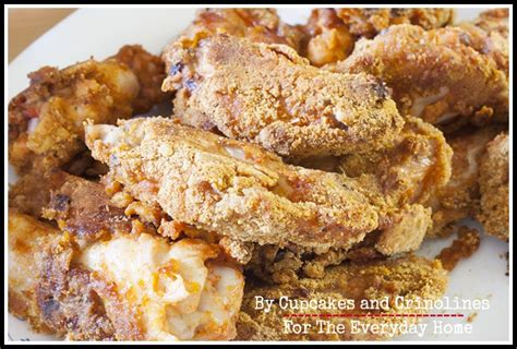 oven baked chicken wings the everyday home