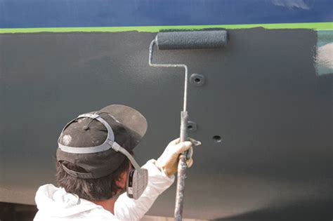 boat bottom paint application selecting an antifouling paint for your yacht dwight