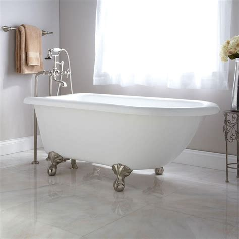 Affordable Clawfoot Tub Clawfoot Tubs To Fit Your Space And Budget