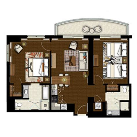 marriott grand chateau 2 bedroom villa floor plan hilton grand vacations grand islander 2017 maintenance