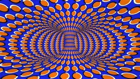color optical illusions optical illusions with color