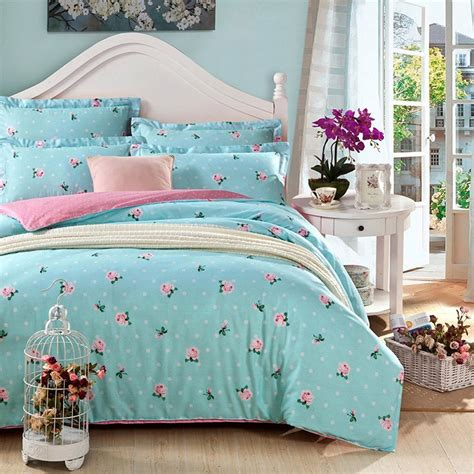 blue flower comforter set blue floral bedding sets sale ease bedding with style