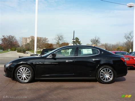 maserati ghibli black 2014 maserati ghibli black 200 interior and exterior images