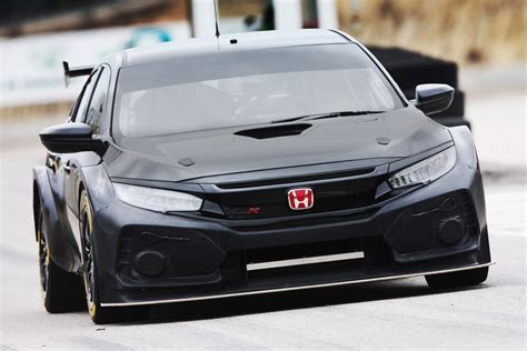 Civic Type R Tune by The Honda Civic Type R Makes For A Looking Race Car