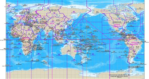 arrl section map rw9mc home page