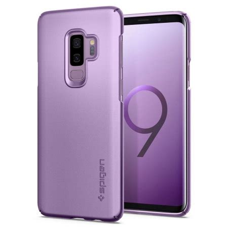 spigen thin fit samsung galaxy   case lilac purple reviews