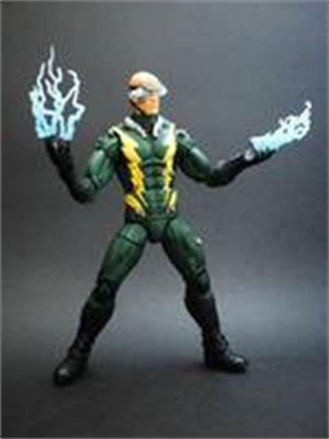 Marvel Legends Invinite Electro electro marvel legends custom figure