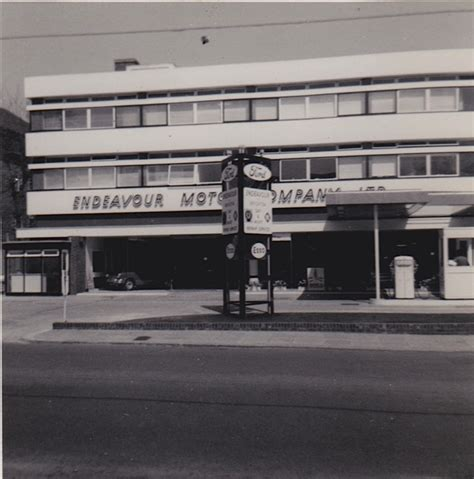 Ford Garage Brighton by Ford Endeavour Motor Company Road Streets