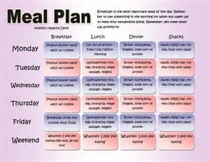 3 week diet plan for marathon