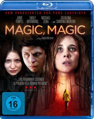 film magic hour bluray magic magic blu ray review rezension kritik bewertung