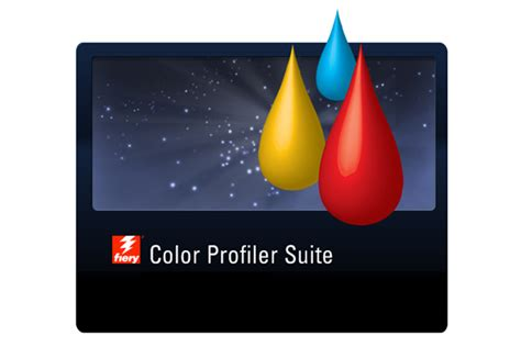 color suite efi fiery color profiler suite