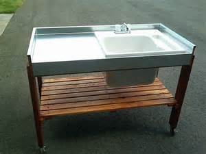 Patio Sinks by 1000 Ideas About Outdoor Sinks On Pinterest Outdoor