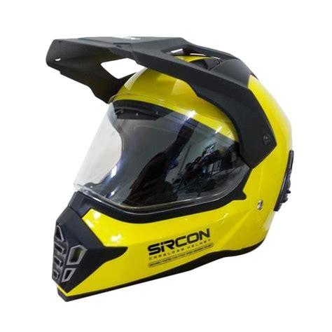 Helm Cargloss Sircon Supermoto Jual Cargloss Sircon Supermoto Mutan Fz Yellow Helm