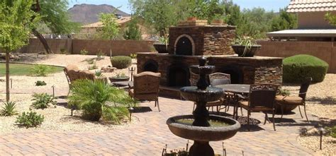 backyard desert landscaping ideas arizona backyard landscaping desert landscaping phoenix