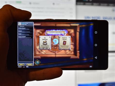 hearthstone android comment jouer 224 hearthstone sur t 233 l 233 phone android