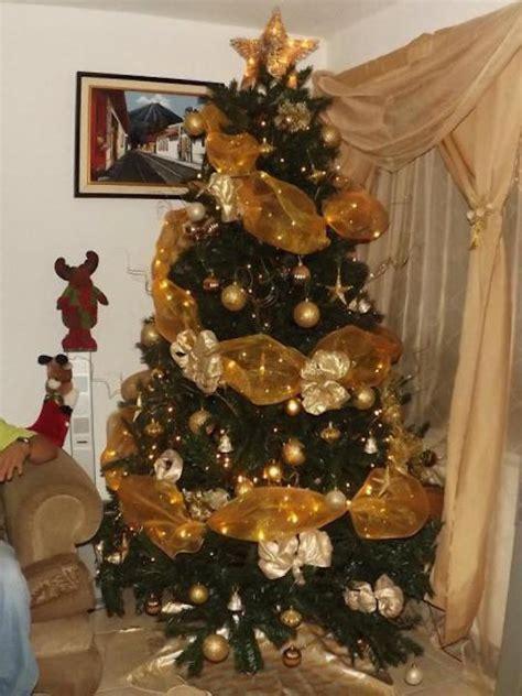 cintas arbol navidad decoracion arbol de navidad con cintas