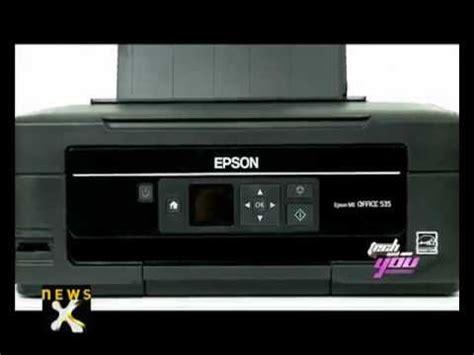 resetter epson me office 535 epson me office 900wd printer test 3 doovi