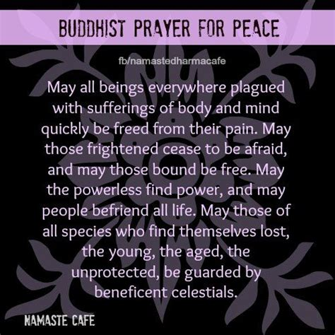 how to make buddhist prayer buddhist prayer for peace the wisdom of others