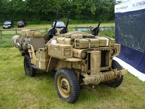 desert military jeep popski s private army thread special air service long