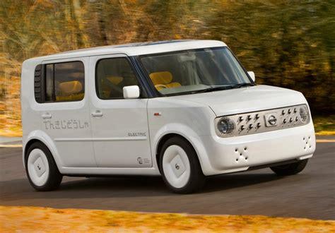 2009 Nissan Cube 1 8 Sl Nissan Colors