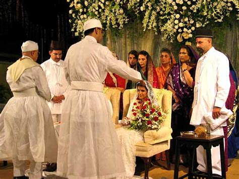 Wedding Ceremony Pics by Parsi And Other Religions