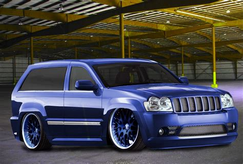 srt8 jeep dropped grand srt8 photochop by redoxm on deviantart