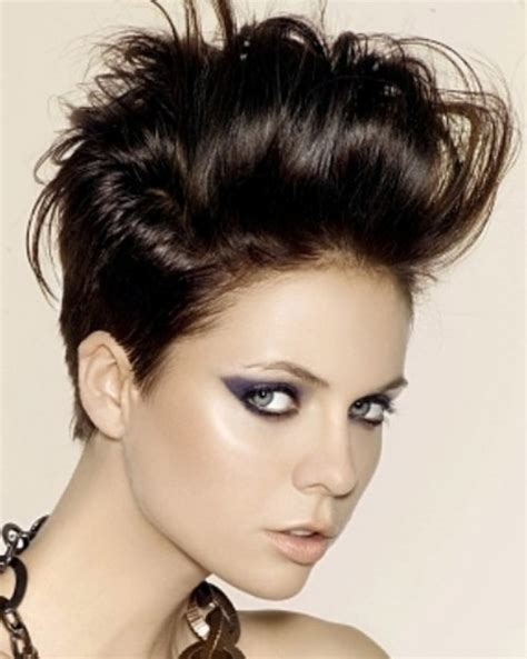 edgy rock hairstyles 30 trendy short hair for 2012 2013 short hairstyles