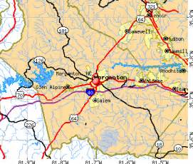 morganton, north carolina (nc 28655) profile: population