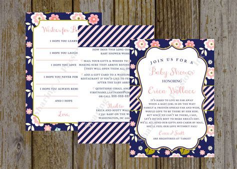 Distance Baby Shower Invitations by Distance Baby Shower Invitation Shower By