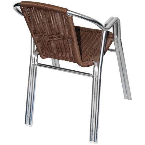 aluminum patio chairs aluminum and rattan patio chair