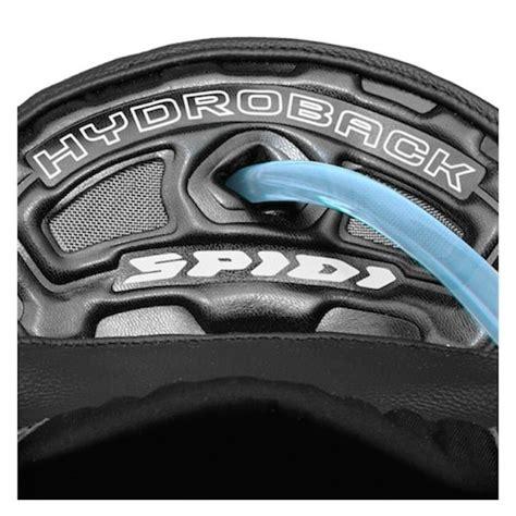 Spidi Tu Hydroback Straw Black spidi track wind replica evo leather suit burnoutmotor