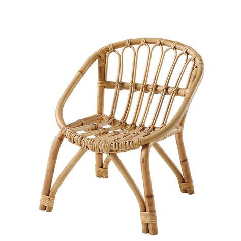 Exceptionnel Chaise Rose Maison Du Monde #2: Chaise-enfant-en-rotin-plume-1000-2-34-159360_2.jpg