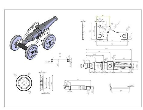 solidworks tutorial blueprints 294 best mechanical drawings blueprints cad drawings