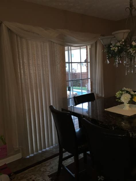 Dining Room With Patio Doors 15 Year Dilemma Dining Room Patio Door