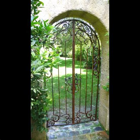 portillon jardin fer forge meilleures id 233 es cr 233 atives pour la conception de la maison