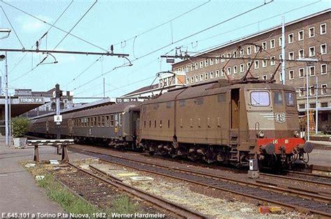 carrozze ferroviarie dismesse fs e 645