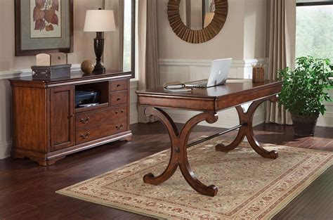 home office credenza brookview traditional home office desk credenza set
