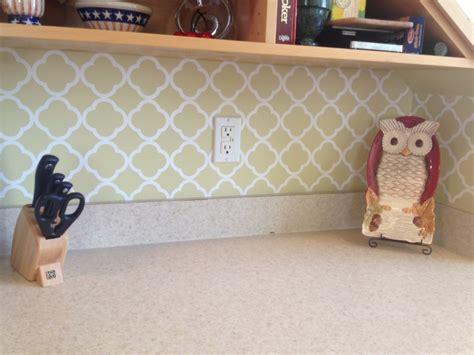 wallpaper for backsplash in kitchen wallpaper for kitchen backsplash homesfeed