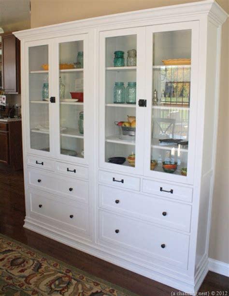 Hemnes Wohnzimmer by Turning Ikea Hemnes Into Built Ins Home