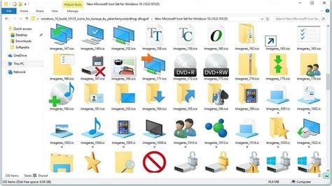 iconos para escritorio windows 7 descarga los iconos de windows 10 para windows 7 8