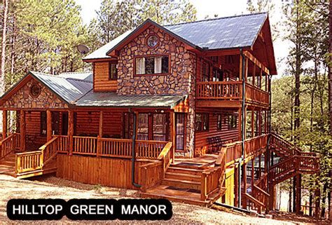 Cabins For Sale In Broken Bow Ok by Broken Bow Adventures Luxury Cabins Rentals Beavers Bend