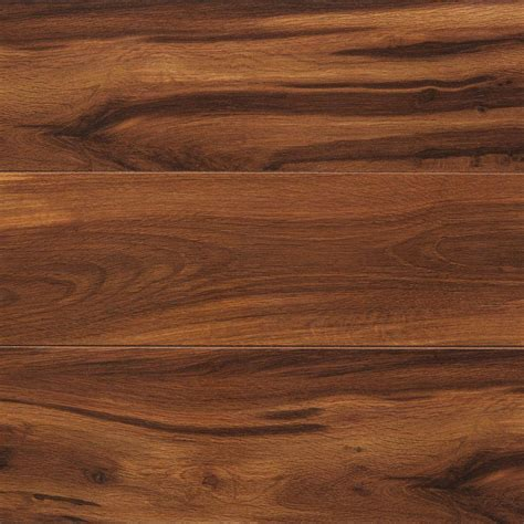 Home Decorators Flooring Home Decorators Collection High Gloss Kapolei Koa 12 Mm Thick X 5 9 16 In Wide X 47 3 4 In
